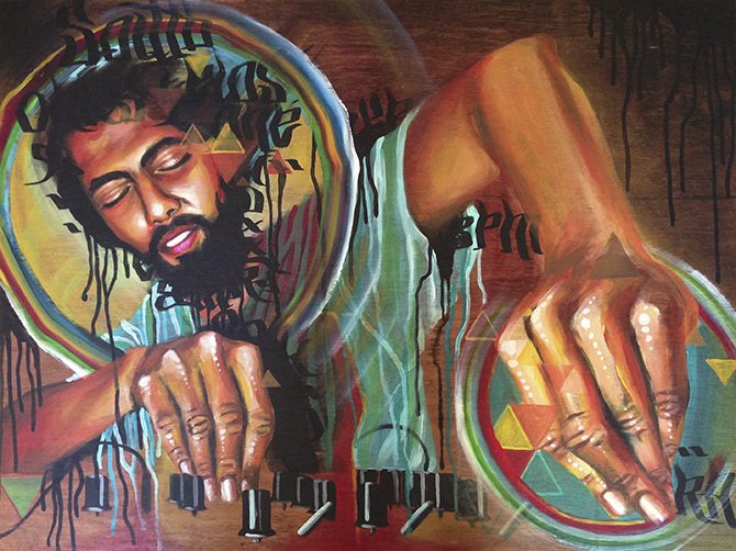 Reggaepsyc Miles Toland